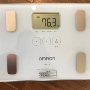 新年の体重の変化ー津田沼の加圧スタジオビーホリック