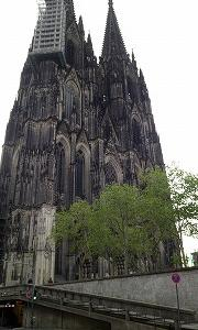 ケルン大聖堂-三人の博士 巡礼の日