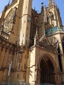 【フランスの旅】ブルゴーニュ地方へ その3 メッツ大聖堂と駅