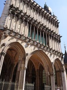 【フランスの旅】ブルゴーニュ地方へ その4 ディジォン・ノートルダム大聖堂