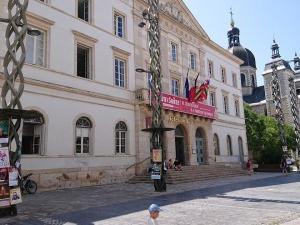 【フランスの旅】ブルゴーニュ地方へ その8 シャロン=シュル=ソーヌ サン・ピエール教会
