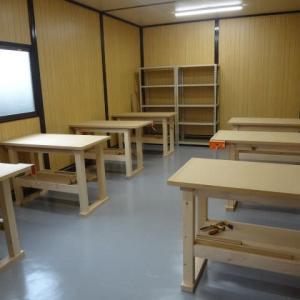 NEW木工教室 開始