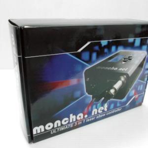 ILDAレーザーコントローラーMoncha BOX、最後の入荷?