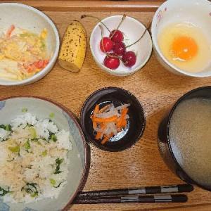 (R3)水無月6日 人生で初めて 岩魚の刺身を食べた♪