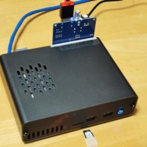 MoodeAudio 7.3をPi4でUSB3.0接続SSDから起動する方法