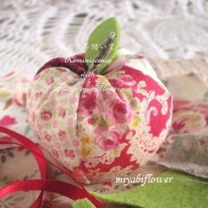 パッチワーク 小さなりんご