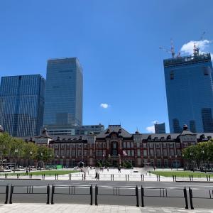 東京散歩、日比谷→丸ノ内・大手町→日本橋へ