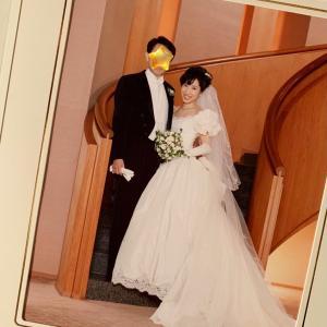 25年目の結婚記念日でした☆