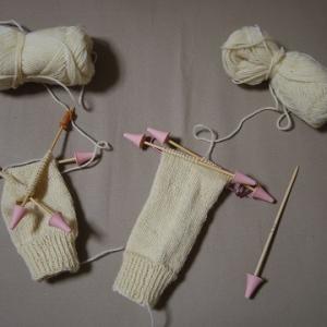 私ごときが「Second Sock Blues」に備えるなんてチャンチャラおかしい話ですが⋯⋯