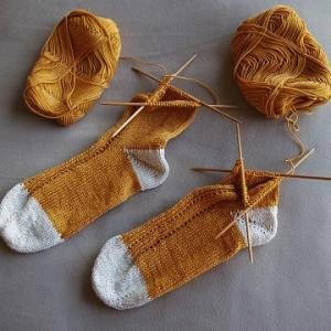 編み物歴5ヶ月の私が新ステップに挑んだ結果