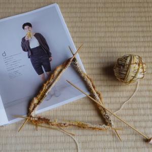かつての無理やりアイテム「毛糸のパンツ」を作り始めました