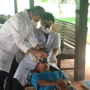 歯科治療サポート 京都から・・・