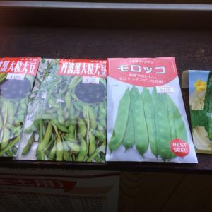 私の野菜作り