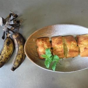 宮古の台風被害は少なかったのでは?-台風17号 素敵なSNSとブログの紹介 バナナケーキ作り