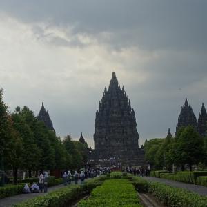 家内、インドネシアを旅する③ージョグジャカルタ(2)