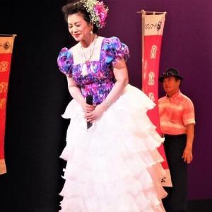 宮古のプロ歌手・宮京子さんが新作発表ー「父の日 ふれ愛チャリティー歌謡ショー」