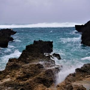 明日から明後日にかけて、宮古は長時間、猛烈な暴風の洗礼を受けるようだー台風13号