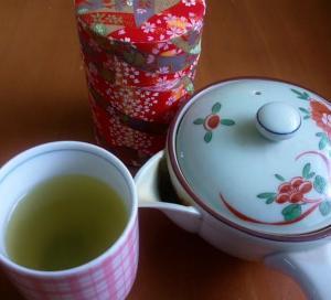 お茶のお話。