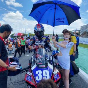 全日本ロードレース選手権Rd.4筑波サーキット⛱お疲れ様でした✨