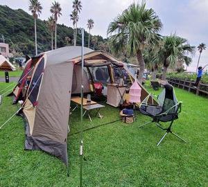 宮崎白浜キャンプ場