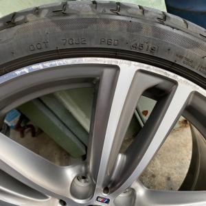 ★BMW 5シリーズ Mスポーツ ダイヤカット塗装修理★