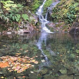 吾妻連峰 魔女の涙は美しかった     Stream Climbing in Bandaiazuma-Inawashiro Region in Bandai-Asahi NP
