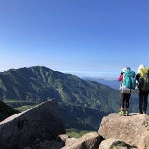 白山 花模様ハイキング 観光新道     Mount Haku in Hakusan National Park