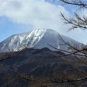 日光 早春の鳴虫山を歩く     Mount Nakimushi in Nikkō National Park