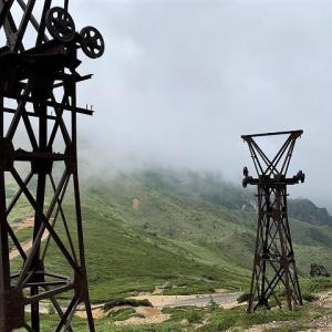 上信越 レイニーシーズンだけど高原ハイキング in 御飯岳     Mount Omeshi in Jōshin'etsu-kōgen National Park