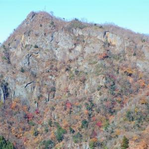 大子市 奥久慈男体山から入道岩・鷹取岩へ     Mount Okukuji-Nantaisan in Daigo, Ibaraki