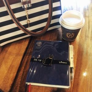 今日から朝カフェ始めました