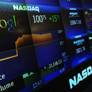 1月14日の米国株市場(インテル続伸、TSMC好決算、バイデン氏1400ドルの直接給付を発表)
