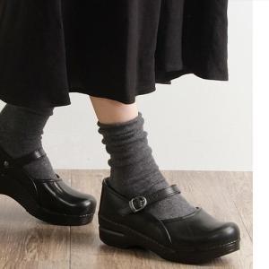 ダンスコもカヌーも厚底過ぎる靴、シニアには危険!?