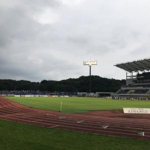 2019年07月21日(日)J2 第23節 FC町田ゼルビア vs. 徳島ヴォルティス