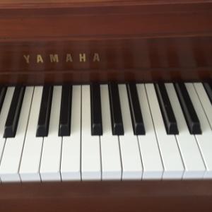 もしもピアノが弾けたなら〜。