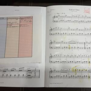 ピアノのレッスン ②
