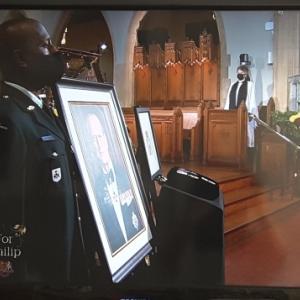 カナダでもプリンスフィリップ公の葬儀(セレモニー)