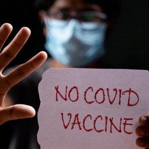 反ワクチン派の言動
