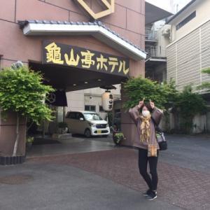 日田温泉 亀山亭ー7.8点