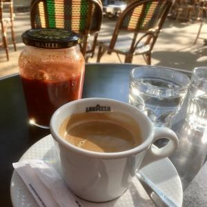 カフェに3回行った日