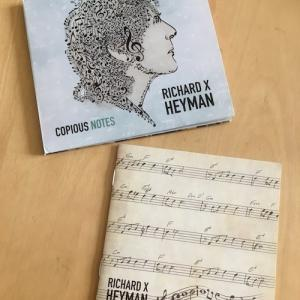Richard X Heymanの新作