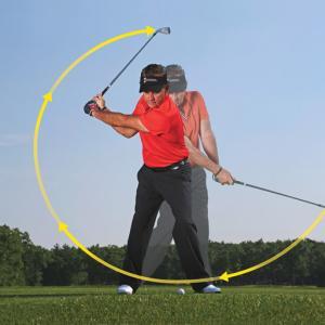 素振りにはないゴルフの力みの原因を解消