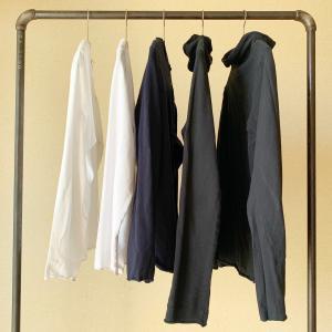 *服の持ち数【トップスは5枚】