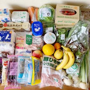 *まとめ買い【1週間分の食材と保存方法】