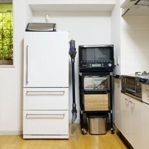 *【動画でご紹介】ダイソン掃除機の省スペース&シンプルな収納法