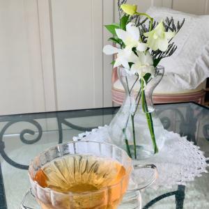 お花の定期便❤️お花を愛でるシンプルライフ