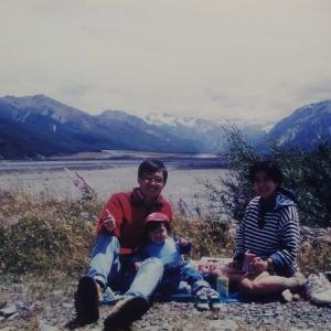 ニュージーランド旅行記1998(7 南島クライストチャーチ観光編)