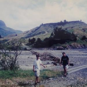 ニュージーランド旅行記1999(1 北島ヒクランギ山登山編)