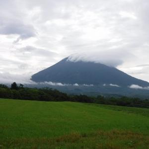 羊蹄山【日本百名山09】