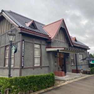 スタバ 弘前公園前店